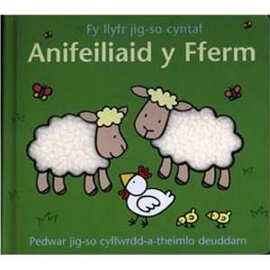 Fferm (9781845120009) Fiona Watt, Dylan Williams, Rachel Wells Books