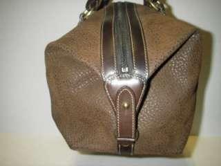 GHURKA BISCAYNE CAVALIER #108 Womens Purse Travel Satchel Tote Bag