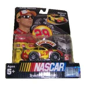Harvick #29 Nascar Trading Paint Toy 3 Shell Racing Car Toys & Games