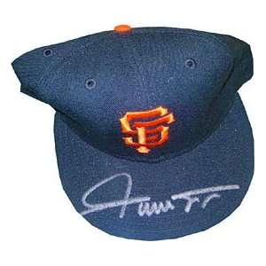 Mays Autographed / Signed San Francisco Giants Hat