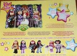 Cabbage Patch Kids Pop Star Stage Band Doll