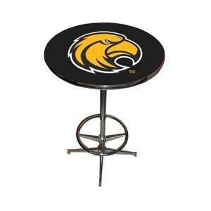 Southern Miss Golden Eagles Chrome Game Room Table Sports
