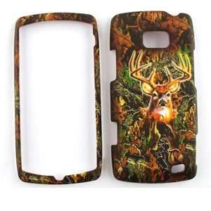 LG ALLY VS740 Deer CAMO CAMOUFLAGE HUNTER HARD PROTECTOR COVER CASE
