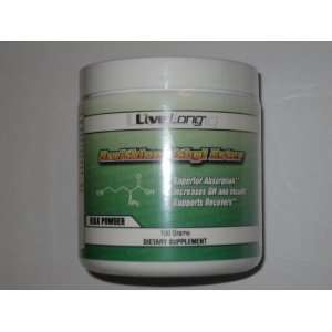 LiveLong Ornithine Ethyl Ester 100g Health & Personal Care