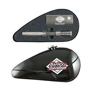 com Waterman Harley Davidson Horizon Chrome Medium Point Fountain Pen