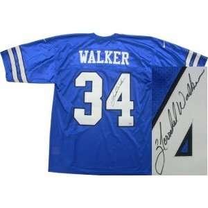 Herschel Walker Dallas Cowboys Blue Nike Jersey Sports