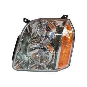TYC 20 6802 00 GMC Driver Side Headlight Assembly