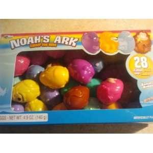 Noahs Ark Easer Egg Hun 28 Candy Filled Plasic Eggs