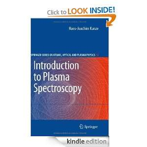 Spectroscopy (Springer Series on Atomic, Optical, and Plasma Physics