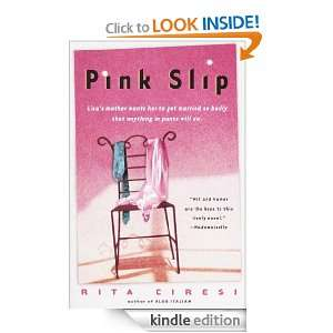 Start reading Pink Slip on your Kindle in under a minute . Dont
