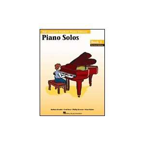 Piano Solos Book Three, Book Only (Piano Solos, Book Three