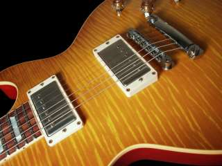 2012 GIBSON LES PAUL 1959 CUSTOM SHOP 59 HISTORIC VOS ~ LEMON BURST