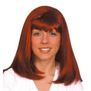 Pams Female Wigs Short  Medium  Kimberley Wig Auburn Toys & Games
