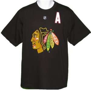 Blackhawks #10 Patrick Sharp Name & Number Tshirt