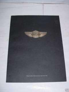HARLEY DAVIDSON 100TH ANNIVERSARY OPEN ROAD PROGRAM