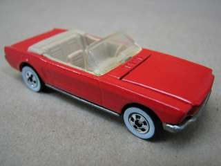 Hot Wheels Diecast Cars Ford Mustang Convertible 1983