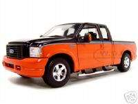 2004 FORD F350 HARLEY DAVIDSON ORANGE 118 DIECAST