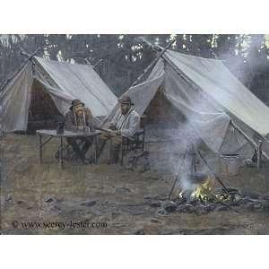 John Seerey Lester   Twillight Tales Canvas Giclee
