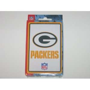 GREEN BAY PACKERS Logo Deck Of Playing Cards 52 Cards Plus