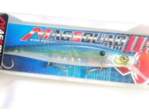 JACKALL BROS MINNOW MAGSQUAD 115 SKELETON SEXY [NEW]