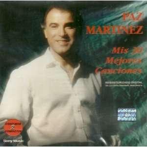 Mis 30 Mejores Canciones Paz Martinez Music