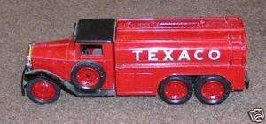 Texaco 1930 Diamond Oil Truck Bank ERTL 1990 #7 Edition