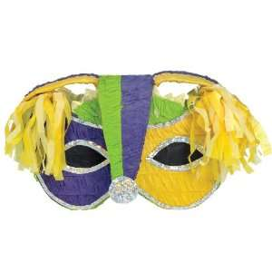 Lets Party By YA OTTA PINATA Mardi Gras 17 Mask Pinata