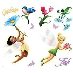 Disney Fairies Wall Stickers   Fairy Decals   23 Peel and