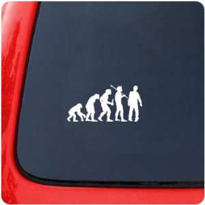Zombie Evolution Decal Sticker Funny Halloween Everything