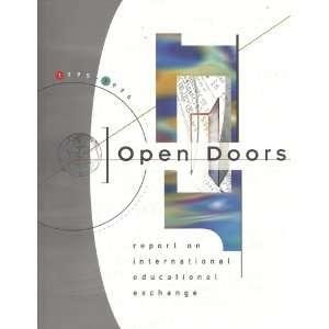 Open Doors 1995 96: Report on International Educational Exchange (Open