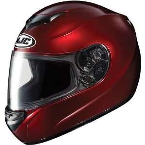 R2 Full Face Motorcycle Helmet Wine Medium M 0812 0111 05 Automotive