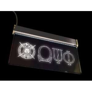 Omega Psi Phi Neon Sign Everything Else