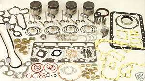 NISSAN K25 FORKLIFT O/H ENGINE KIT