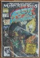 Ghost Rider/Blaze Spirits of Vengeance 1 1992 Mint