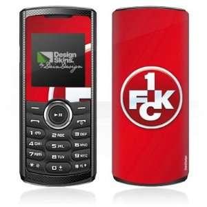 Design Skins for Samsung E2121 ohne Kamera   1. FCK Logo