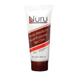 Nuru Massage Medium Gel 1.35 Ounce: Beauty