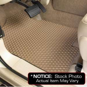 Acura CL All Weather Rubber Floor Mats   Front and Rear