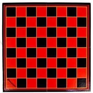 Pressman Checker/Backgammon Board Toys & Games
