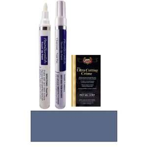 1/2 Oz. Gitane Blue Pearl Metallic Paint Pen Kit for 1990
