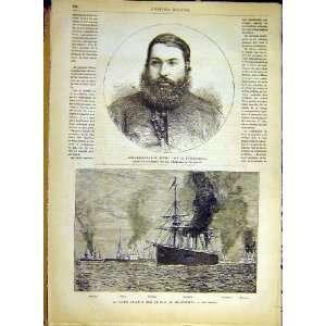 Abdul Rahman Khan Afghanistan Navy Villefranche 1880: Home