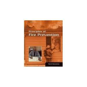 Principles of Fire Prevention 2004 publication Books