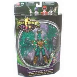 Power Ranger Morphin Green Ranger Toys & Games