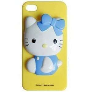 New 3D Limited Hello Kitty Hard Case/Cover/Protector for iPhone 4/ 4G