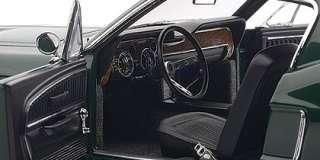 AUTOART 72813 118 1968 FORD MUSTANG GT BULLITT STEVE MCQUEEN DIECAST