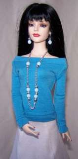 marissa*OOAK OUTFIT for 16Tonner Dolls, AG, Sybarite