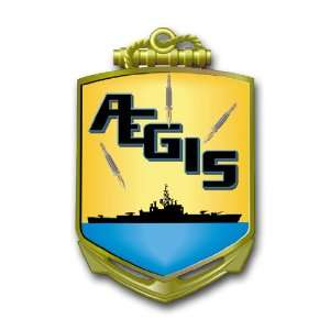 US Navy Aegis Decal Sticker 3.8 Everything Else