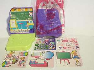 2012 Mcdonalds Barbie Happy Meal Toy for Girls   #8 Teacher