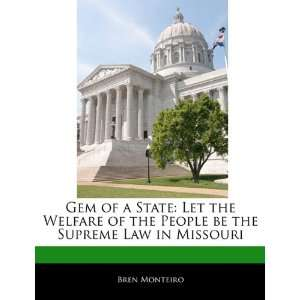 be the Supreme Law in Missouri (9781170096017) Beatriz Scaglia Books