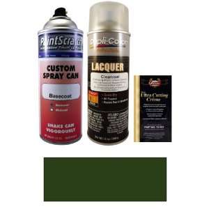 12.5 Oz. Green Gem Pearl Metallic Spray Can Paint Kit for 2012 Ford F
