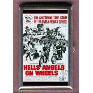 HELLS ANGELS MOTORCYCLE JACK NICHOLSON Coin, Mint or Pill Box: Made in
